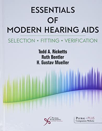 Modern Hearing Aids Textbook