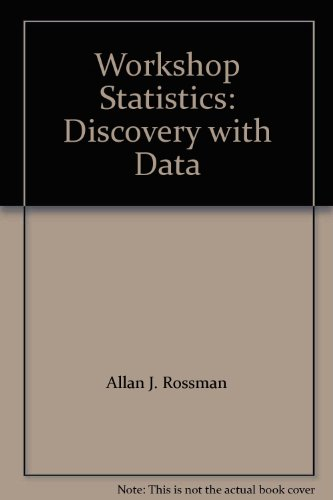 Workshop Statistics: Discovery with Data: n/a
