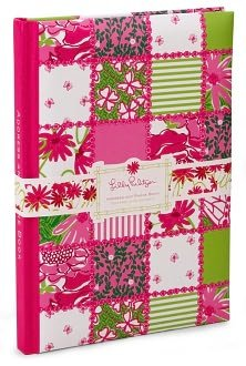 9781597607438: Lilly Pulitzer Address Book Patchtastic