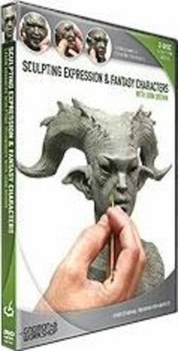 9781597628198: Sculpting Expression and Fantasy Character