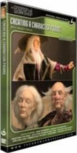 9781597628419: Creating a Character Figure With Wendy F [DVD]