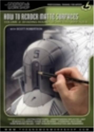 9781597629393: How to Render Matte Surfaces - How to Render Matte Surfaces: Shading Round Geometric Surfaces