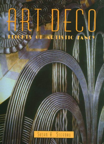 9781597640756: Art Deco: Flights of Artistic Fancy