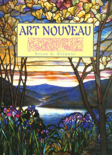 9781597640763: Art Nouveau: Spirit of the Belle Epoque