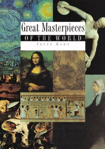 9781597641227: Great Masterpieces of the World (Great Masters)