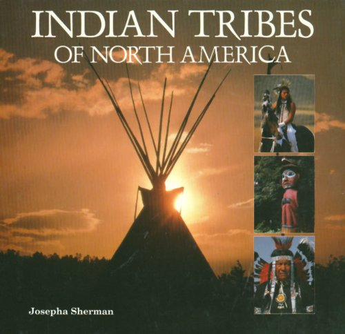 9781597641258: Indian Tribes of North America