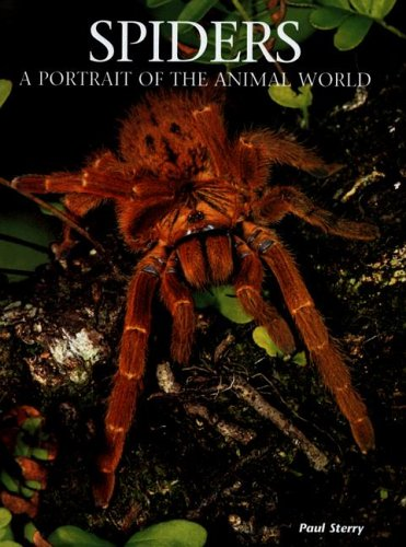 9781597641449: Spiders: A Portrait of the Animal World