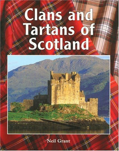 Clans and Tartans of Scotland: Grant, Neil