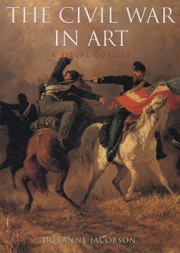 9781597642248: The Civil War in Art: A Visual Odyssey