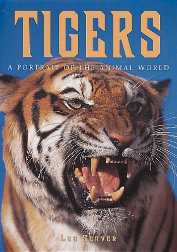 9781597643191: Tigers: A Portrait of the Animal World (The Portraits of the Animal World)
