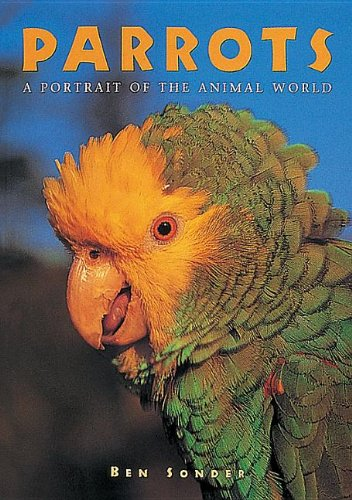 9781597643306: Parrots (A Portrait of the Animal World)