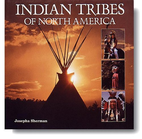 9781597643344: Indian Tribes of North America