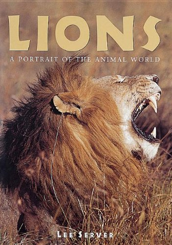 9781597643498: Lions (A Portrait of the Animal World)