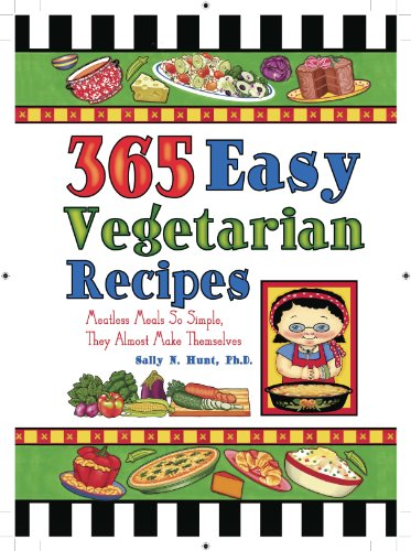 9781597692106: 365 Easy Vegetarian Recipes