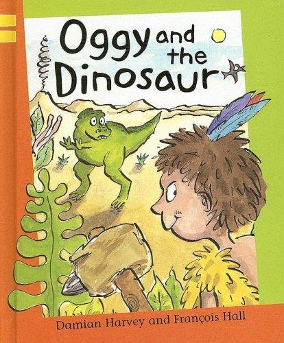 Oggy and the Dinosaur (Reading Corner: Grade 2): Harvey, Damian