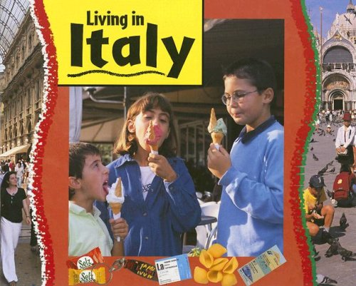 Living in Italy: Thomson, Ruth