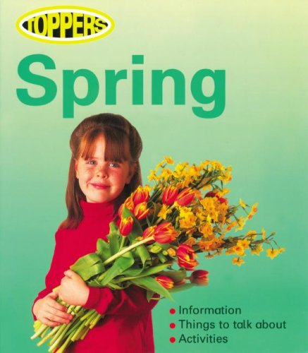 Spring (Toppers: Seasons): Baxter, Nicola