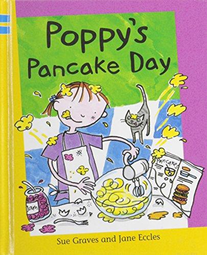 9781597712446: Poppy's Pancake Day (Reading Corner)