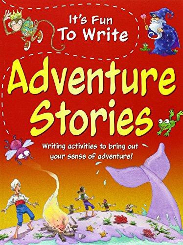 9781597714198: Adventure Stories (It's Fun to Write)