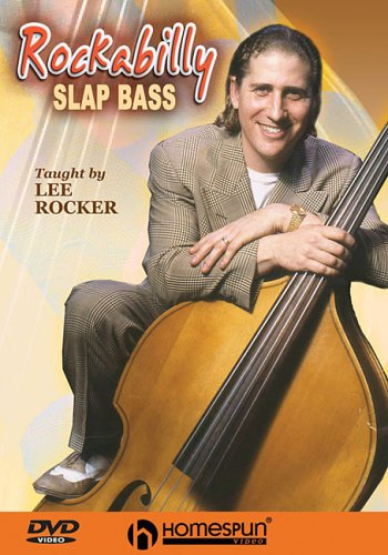 9781597730426: Rockabilly Slap Bass DVD