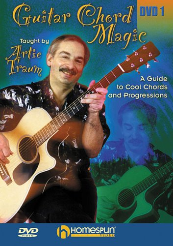 9781597730679: Guitar Chord Magic: Lesson One: a Guide to Cool Chords And Progressions