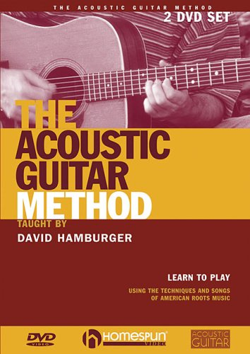9781597730716: The Acoustic Guitar Method