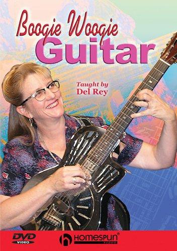 9781597730747: Boogie Woogie Guitar
