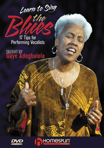 9781597730990: Learn to Sing the Blues: 17 Tips for Performing vocalists