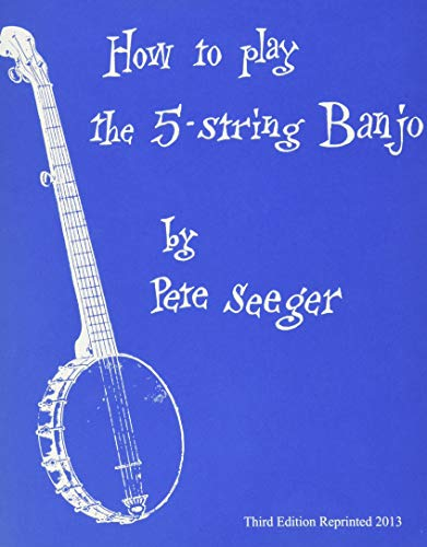 9781597731645: How To Play The 5-String Banjo (Music Sales America)