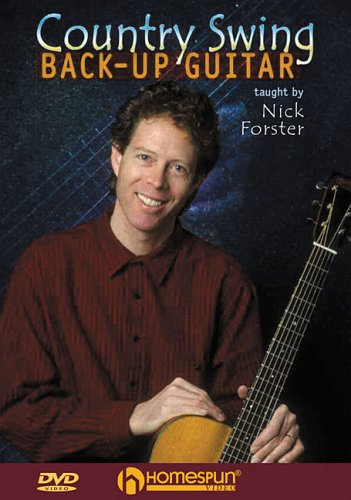 9781597731690: Country Swing Back-up Guitar