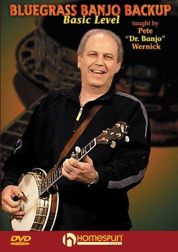 9781597731904: Homespun Bluegrass Banjo Backup for Beginners DVD