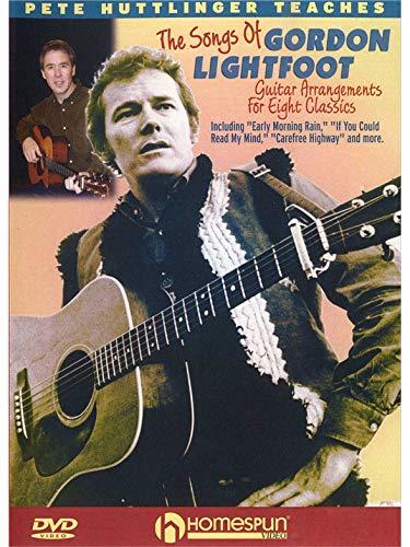 9781597732376: Songs of Gordon Lightfoot Gtr DVD