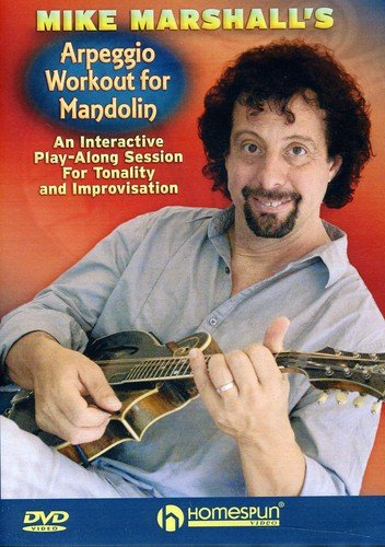 9781597733175: Mike Marshall's Arpeggio Workout for Mandolin