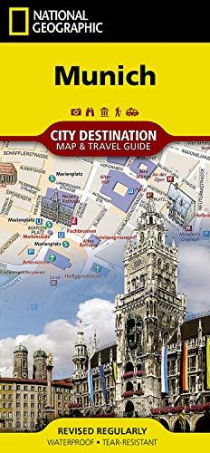 9781597753111: Munich: Destination City Maps (National Geographic Destination City Map)
