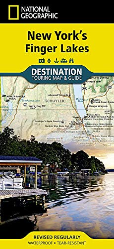 Finger Lakes: Destination Map
