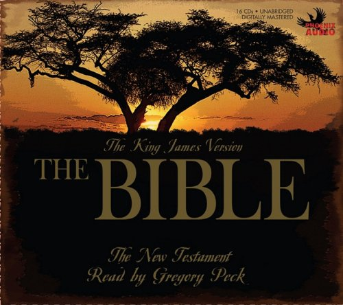 9781597770644: The Bible; The New Testament; The King James Version