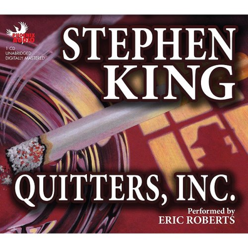 Quitters, Inc.: King, Stephen