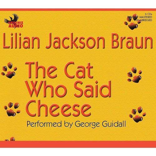 The Cat Who Said Cheese (The Cat Who. Mystery Series, Book 18): Lilian Jackson Braun