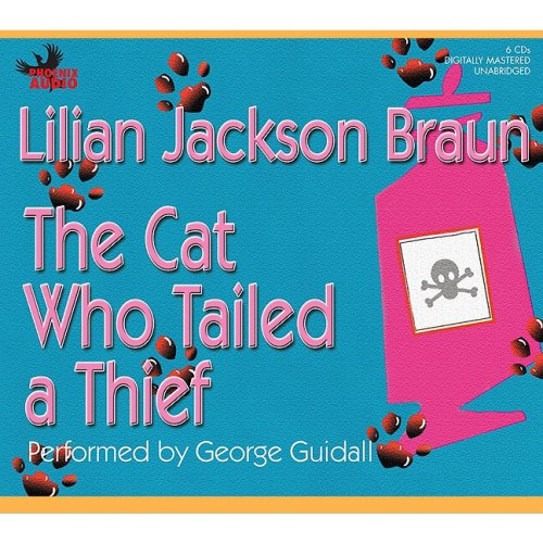 The Cat Who Tailed a Thief (Cat Who. (Audio)): Lilian Jackson Braun