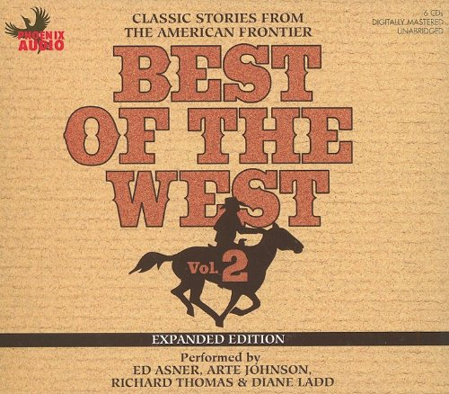 9781597772396: Best of the West, Vol. 2: Classic Stories from the American Frontier