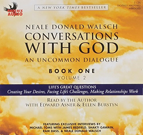 9781597772822: Conversations With God Book 1, Volume 2: Life's Great Questions (Conversations with God (Audio))