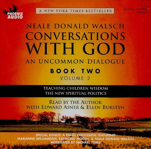 9781597772853: Conversations with God Book 2, Vol. 2: Teaching Children Wisdom (Conversations with God (Audio))