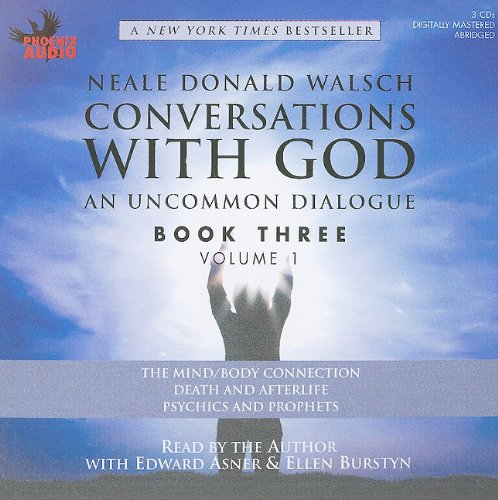 9781597772877: Conversations with God Book 3, Vol. 1: The Mind/Body Connection (Conversations with God (Audio))