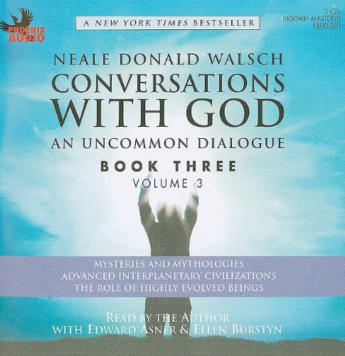 9781597772891: Conversations With God Book 3, Vol. 3: Advanced Interplanetary Civilizations (Conversations with God (Audio))