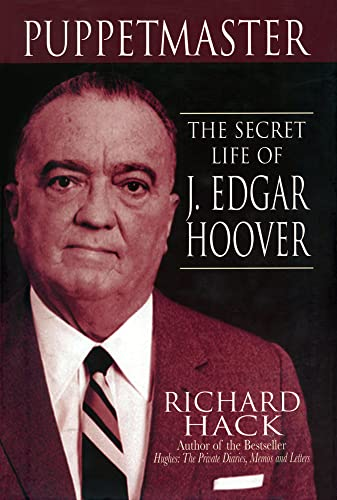 9781597775120: Puppetmaster: The Secret Life of J. Edgar Hoover