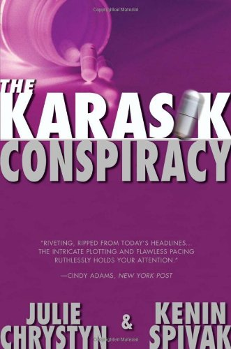 The Karasik Conspiracy: Chrystyn, Julie and