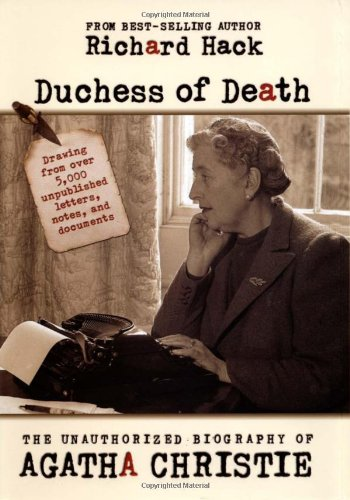 9781597776202: Duchess of Death: The Unauthorized Biography of Agatha Christie