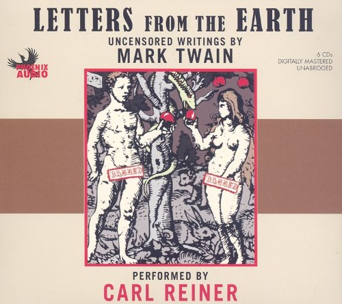 9781597777476: Letters from the Earth: Uncensored Writings