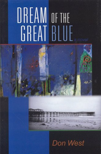 Dream of the Great Blue: West, Don (signed)