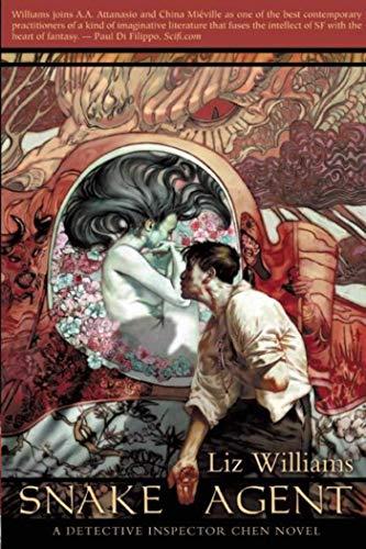9781597800433: Snake Agent (Detective Inspector Chen Novels (Paperback))